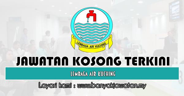 Jawatan Kosong 2019 di Lembaga Air Kuching