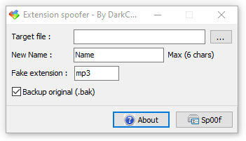 private virus spoofer