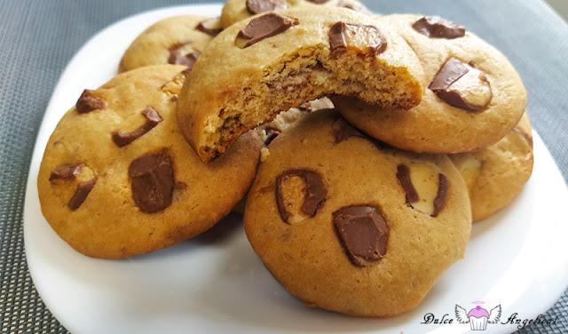 Deliciosas cookies de kinder
