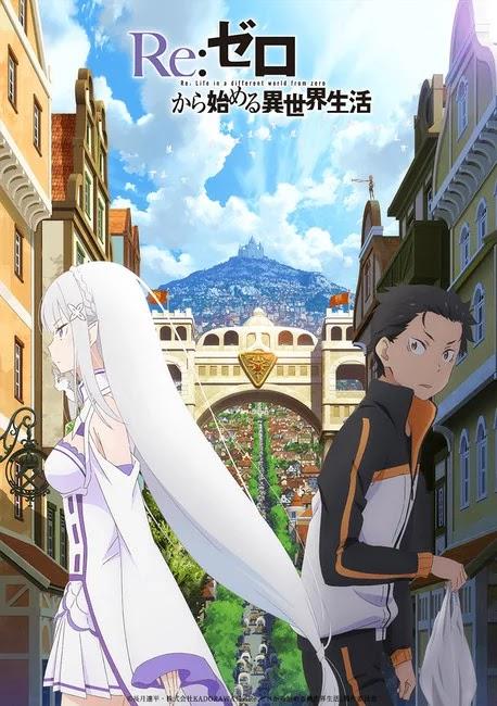 Anime Re Zero Season 2 Akan Tayang April 2020 Mendatang