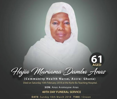 Hajia Mariama Damba Anas