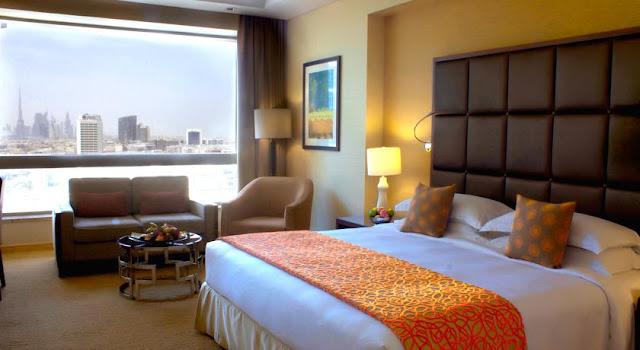 فندق الغرير ريحان من روتانا
