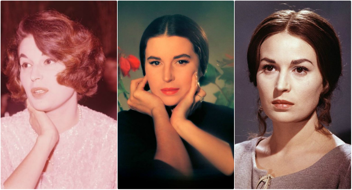 45 Glamorous Photos of Silvana Mangano in the 1950s and '60s