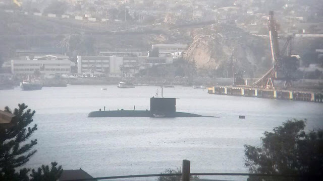 Submarino Chile
