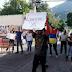 En imágenes| Así protestaron trujillanos en diferentes puntos del estado
