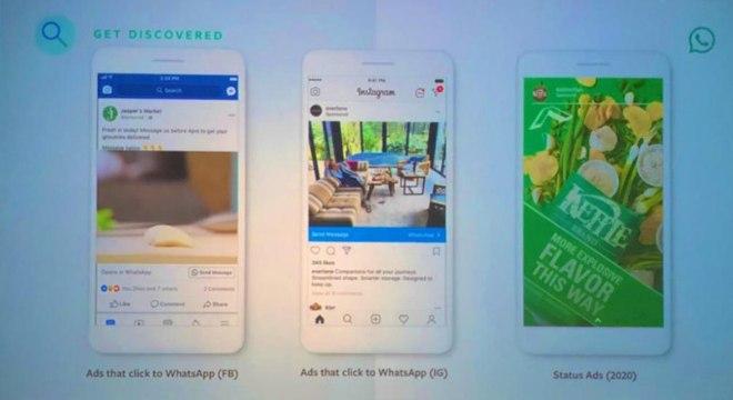 WhatsApp exibirá publicidade entre as postagens do Status em 2020