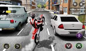 Race-The-Traffic-Moto-APK