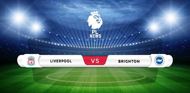 Liverpool vs Brighton Prediction & Match Preview