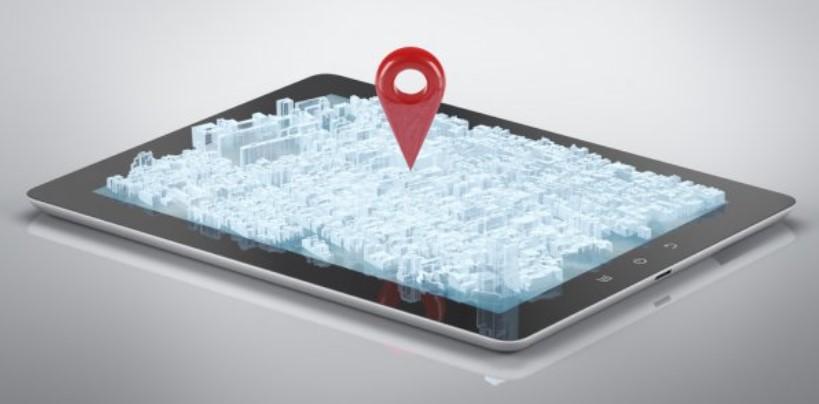 advance GPS untuk atur titik lokasi