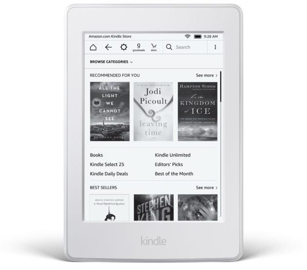 Kindle值得買嗎?|KINDLE與電子書|尤莉姐姐的反轉學堂