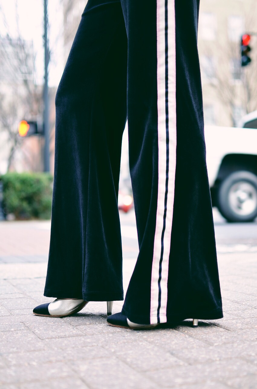 Track pants trend