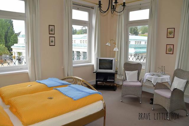 Hotelzimmer Haus Hemmerich Bad Pyrmont