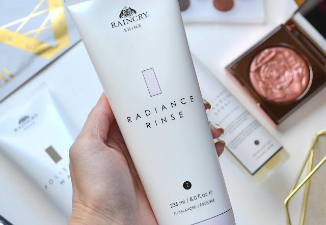Raincry Radiance Rinse