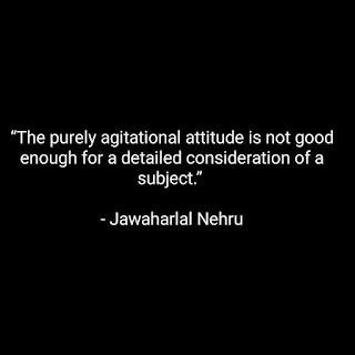 nehru quotes
