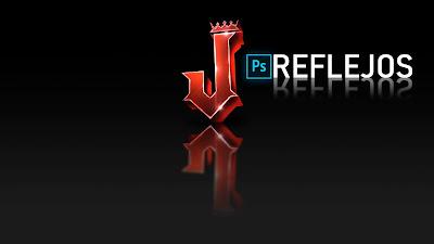 reflejos photoshop