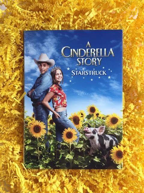 A Cinderella Story Starstruck Warner Bros DVD Movie Review
