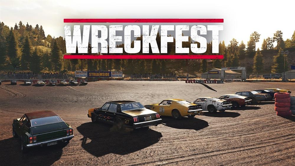 Next Car Game Wreckfest Download Poster