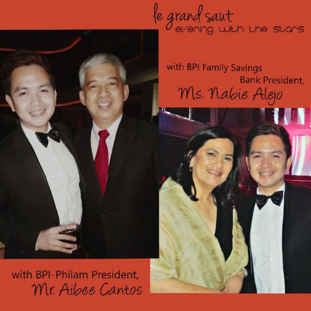 Le Grand Saut - Annual Awards Night 2015
