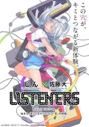Listeners – Online