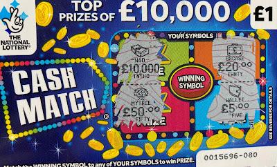 £1 Cash Match