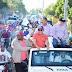 Candidato a alcalde PLD por Guayubin realiza multitudinaria caravana donde le muestran absoluto respaldo