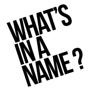 Our Daily Bread: 17 May 2020 - What's In A Name?