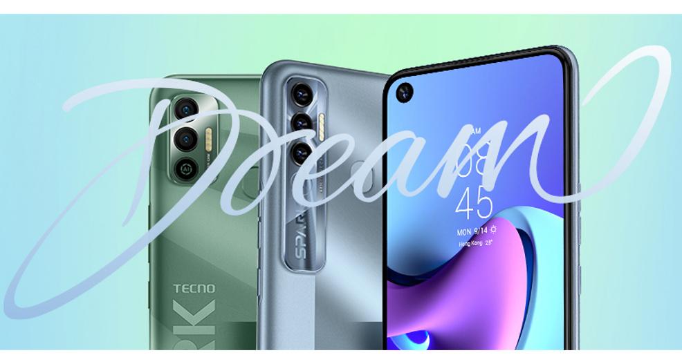 TECNO Spark 7, TECNO Spark 7 Pro Philippines