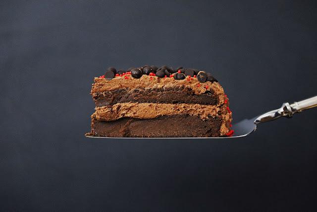 Συνταγή για Τούρτα Σοκολάτας Vegan