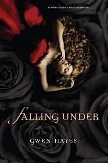 falling under copertina