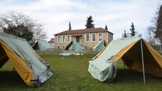 Αλληλεγγύη από την Αργολίδα στους σεισμόπληκτους της Θεσσαλίας