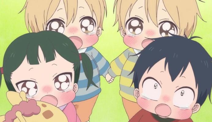 Gakuen Babysitters – Episódio 03