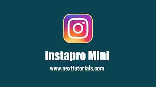 instagram pro mini InstaPro v3.5 Apk mod Latest Version Android,instal aplikasi insta pro Dark Terbaru 2021,instander update,instaaero,instaultra,gbinsta