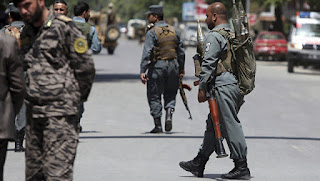 مقتل حوالي 30 ضابطًا في أفغانستان في هجوم لطالبان