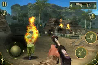 Brother In Arms 2 Android Galaxy Young