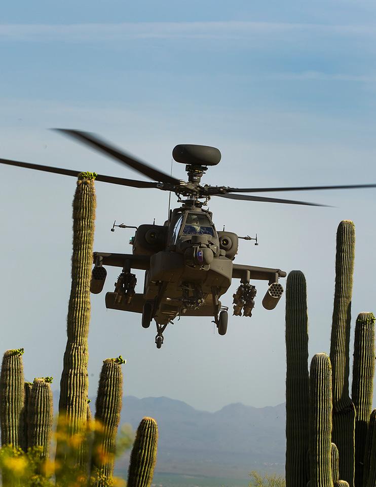 """المروحة الهجومية """"إيه إتش-64 أباتشي"""" AH-64E - ميزانية الجيش الأمريكي 2021"""