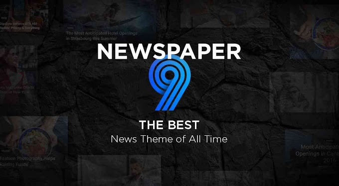 Free Download Newspaper 9 - The Best News Magazine WordPress Theme