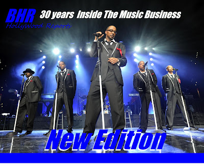 New Edition Singing Group 110
