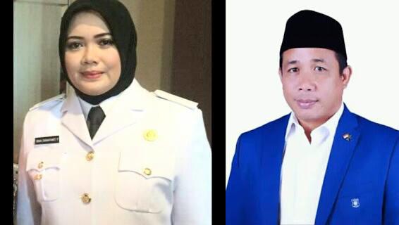 Hj.Indah Damayanti Putri,SE dan M.Aminullah,SE