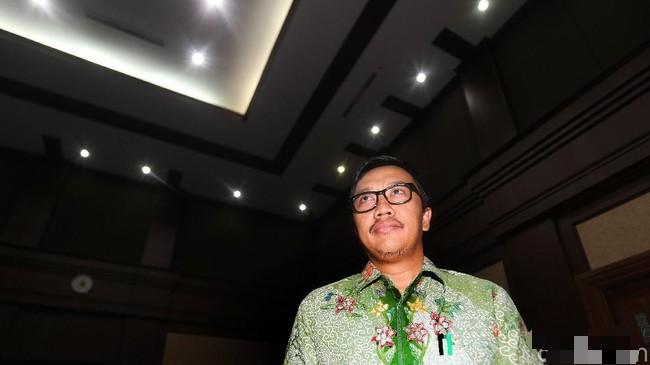 Jelang Akhir Jabatan, Menteri Jokowi Ini Ditetapkan Tersangka