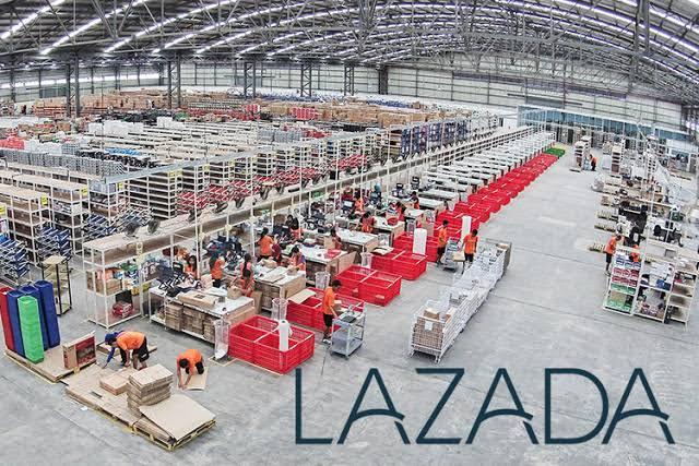 Lazada Elogistics Indonesia