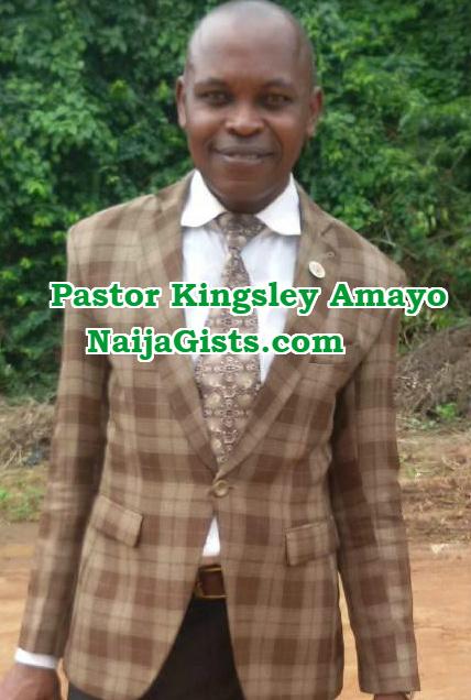 pastor kingsley amayo