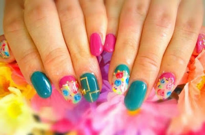 NICE WINTER NAIL DESIGNS AND IDEAS YOU WISH TO TRY