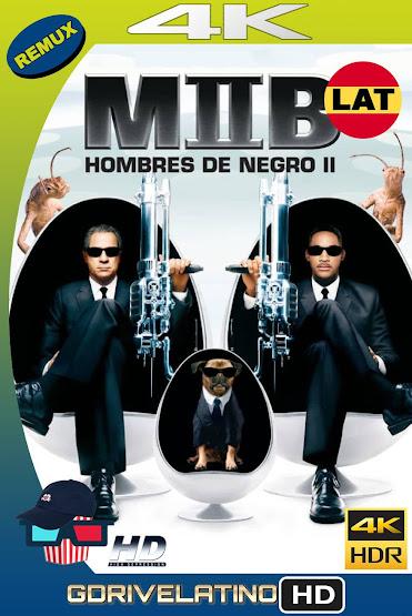 Hombres de Negro 2 (2002) BDRemux 4K HDR Latino-Ingles MKV