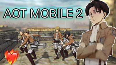 attack on titan mobile 2