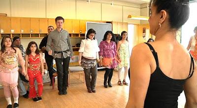 فوائد متعددة للرقص الشرقي .. منها خسارة الوزن