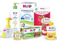 Logo In vacanza con Hipp e Family Hotels: vinci 35 Kit prodotti, 5 weekend e 2 soggiorni