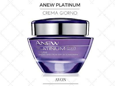 Anew Platinum Giorno Avon. Catalogo Avon Online. Review, recensioni e opinioni Avon.