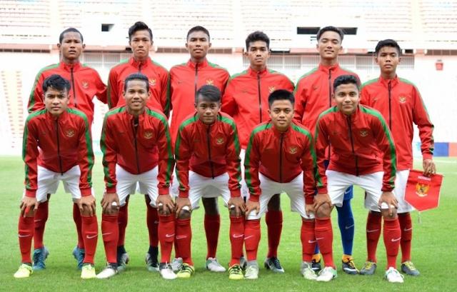 Kalahkan Thailand, Indonesia Hampir Pasti ke Piala Asia U-16