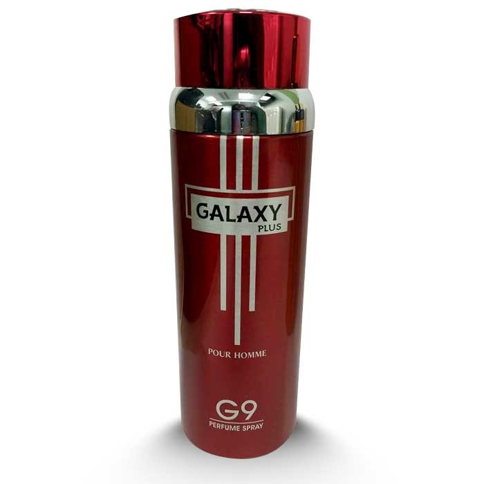 Galaxy Plus G 9 200 ml Body Spray 6.67 fl.oz.