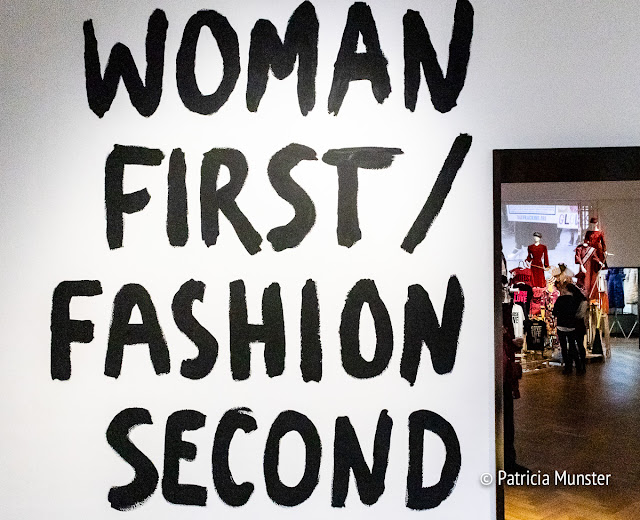 Women first Fashion second - Femmes Fatales in Gemeentemuseum Den Haag